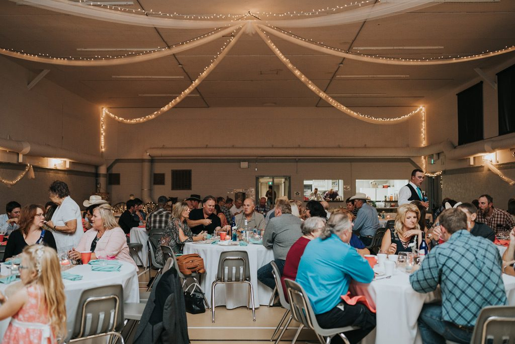 seven persons hall wedding reception photo medicine hat photographer